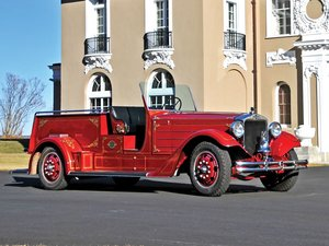 1936 American LaFrance Senior 400 Series Squad Truck