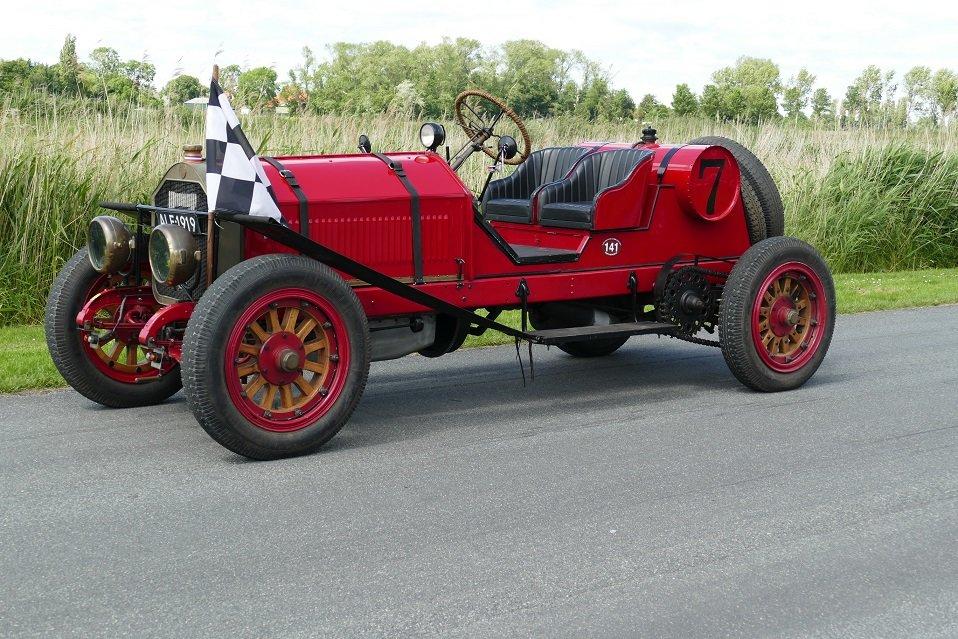 American La France 14500cc 6 Cylinder Speedster 1919 For Sale (picture 1 of 6)