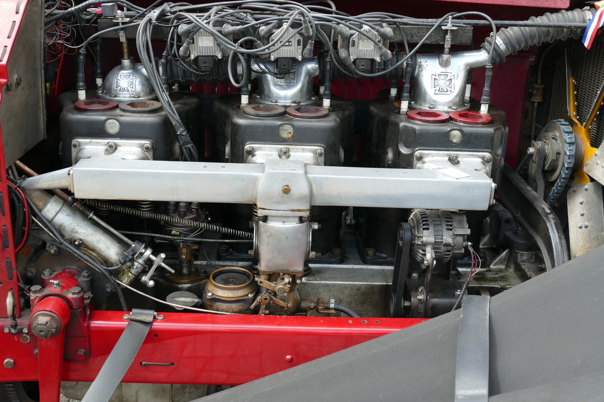 American La France 14500cc 6 Cylinder Speedster 1919 For Sale (picture 6 of 6)