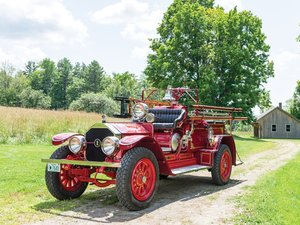 1924 American LaFrance Type 40 Combination Truck  For Sale by Auction