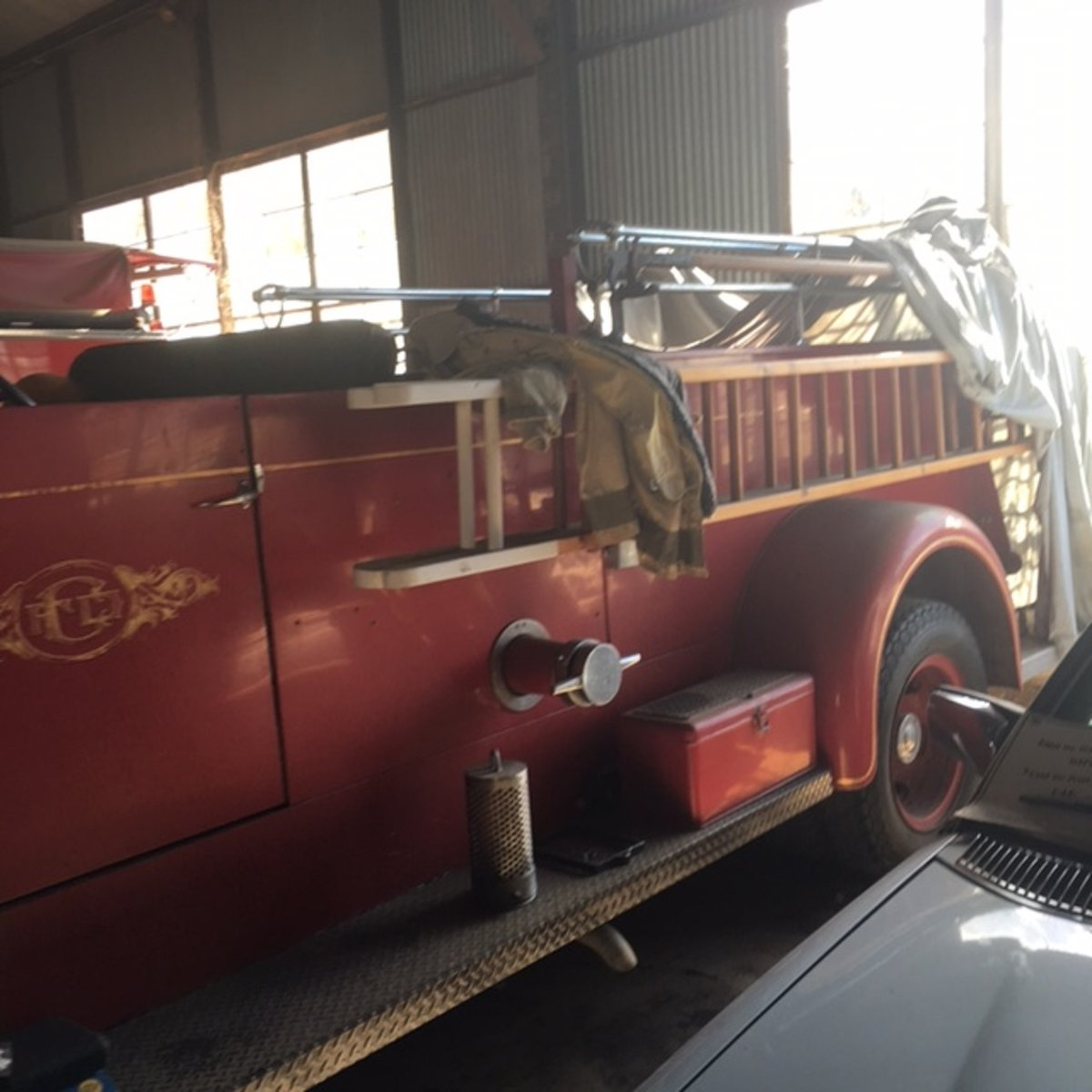 1946 American LaFrance Pumper Fire Truck For Sale (picture 2 of 6)