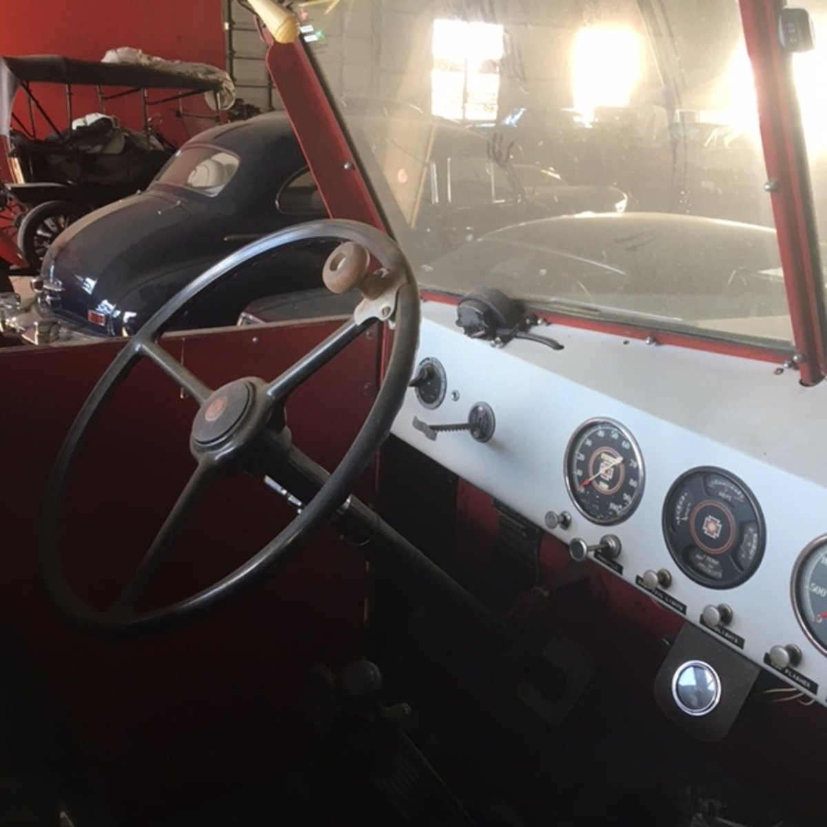 1946 American LaFrance Pumper Fire Truck For Sale (picture 6 of 6)