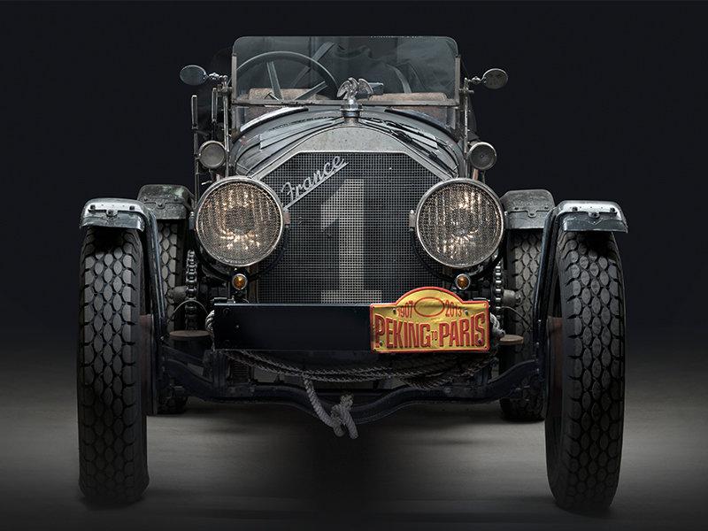1917 American LaFrance Tourer Speedster Vintage Rally Car For Sale (picture 2 of 6)