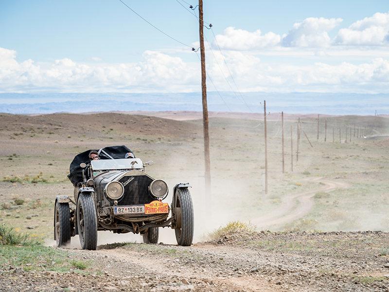 1917 American LaFrance Tourer Speedster Vintage Rally Car For Sale (picture 6 of 6)