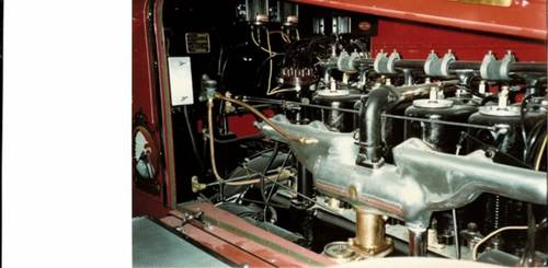 1936 Seagrave Fire Truck For Sale (picture 3 of 6)
