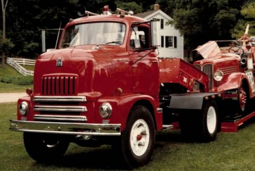 1936 Seagrave Fire Truck For Sale (picture 4 of 6)