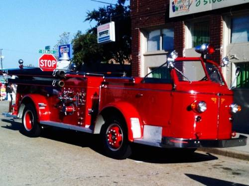 1950 American LaFrance 700 Pumper For Sale (picture 1 of 1)