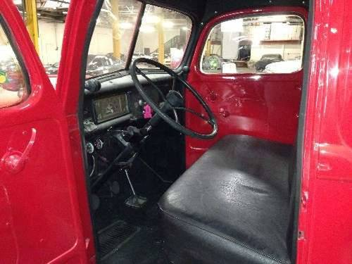 1945 Ford Seagrave Fire Truck For Sale (picture 4 of 6)