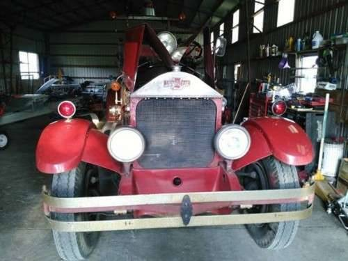 1928 American LaFrance Fire Truck For Sale (picture 2 of 6)