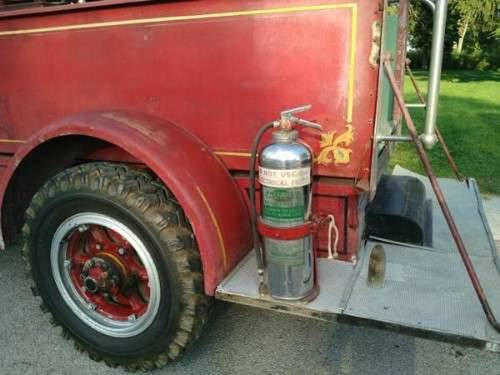 1928 American LaFrance Fire Truck For Sale (picture 3 of 6)