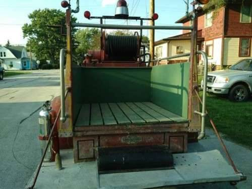1928 American LaFrance Fire Truck For Sale (picture 4 of 6)