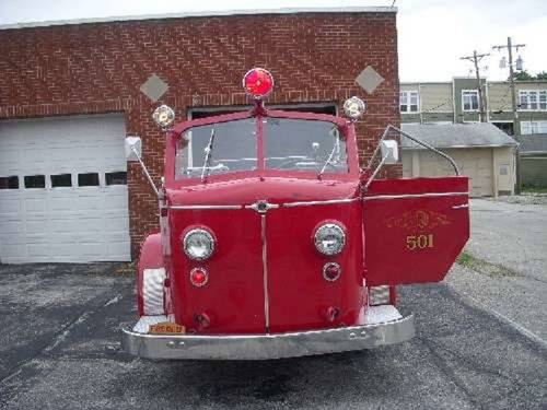 1951 American LaFrance Fire 700 Truck For Sale (picture 3 of 6)