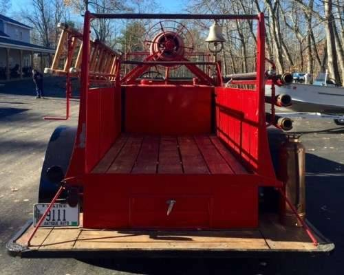 1931 Chevrolet Fire Truck For Sale (picture 5 of 6)