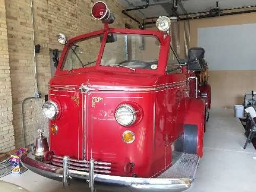 1948 American LaFrance Pumper Fire Truck For Sale (picture 2 of 6)