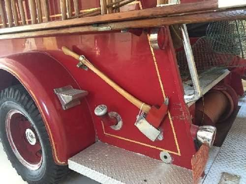 1948 American LaFrance Pumper Fire Truck For Sale (picture 3 of 6)