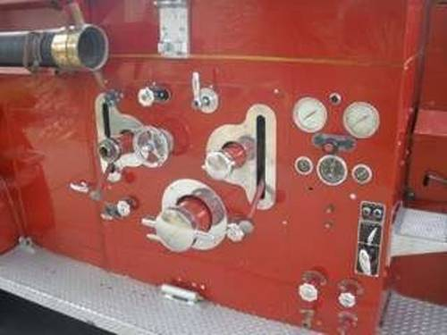 1948 American LaFrance Pumper Fire Truck For Sale (picture 5 of 6)