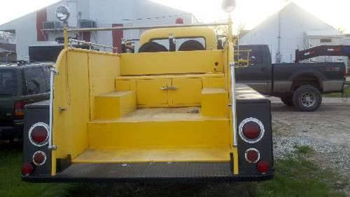 1957 International Fire Truck For Sale (picture 2 of 2)