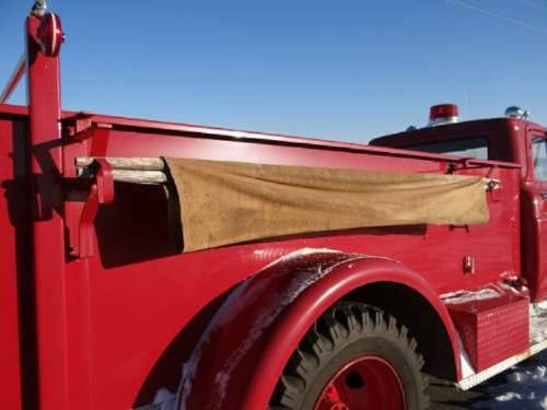 1959 Ford F600 Darley Chicago Fire Truck For Sale (picture 4 of 6)
