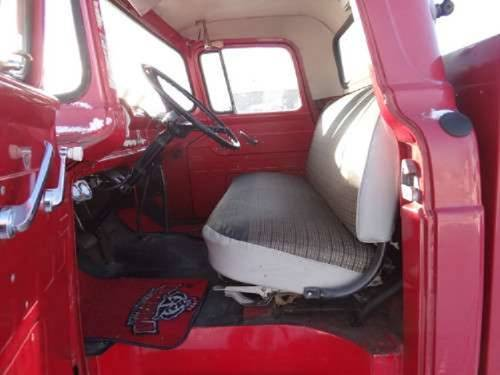1959 Ford F600 Darley Chicago Fire Truck For Sale (picture 6 of 6)