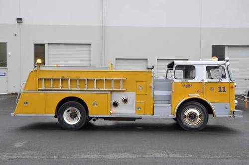 1969 Seagrave Fire Truck For Sale (picture 2 of 6)
