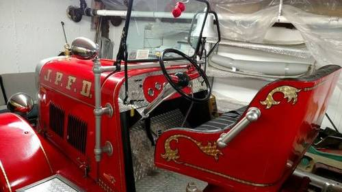 1932 Sanford Fire Truck For Sale (picture 3 of 3)