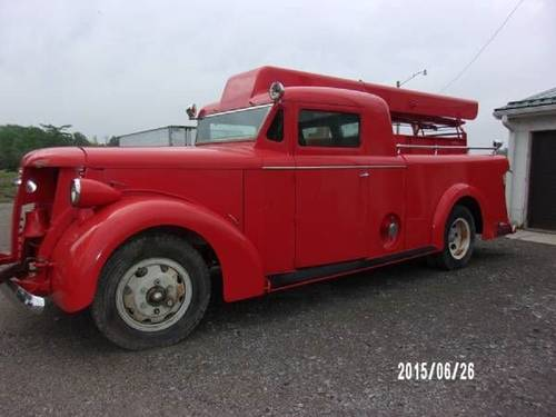 1940 American LaFrance Fire Truck For Sale (picture 1 of 6)