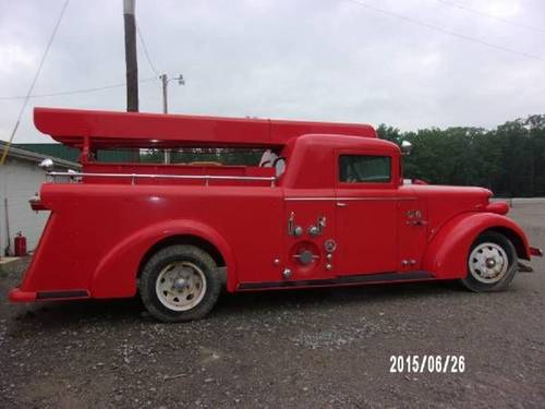 1940 American LaFrance Fire Truck For Sale (picture 2 of 6)