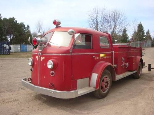 1951 American LaFrance Fire Truck For Sale (picture 1 of 6)