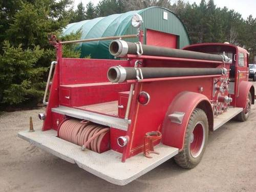 1951 American LaFrance Fire Truck For Sale (picture 3 of 6)