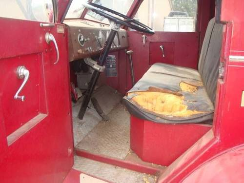 1951 American LaFrance Fire Truck For Sale (picture 5 of 6)