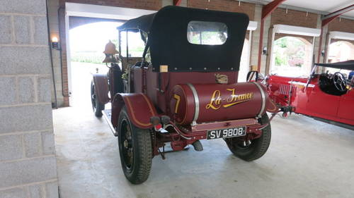 1915 American LaFrance Fire Truck For Sale (picture 5 of 6)