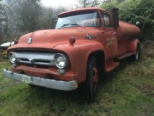 1956 Ford F600 Fire Truck For Sale (picture 3 of 6)