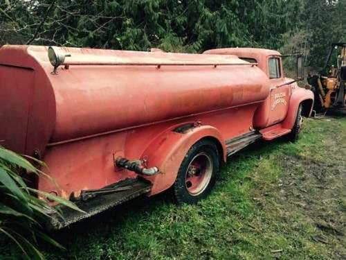 1956 Ford F600 Fire Truck For Sale (picture 4 of 6)
