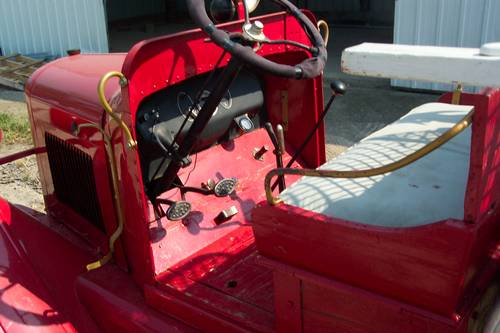 1926 Chevrolet Obenchain-Boyer Fire Truck For Sale (picture 4 of 6)