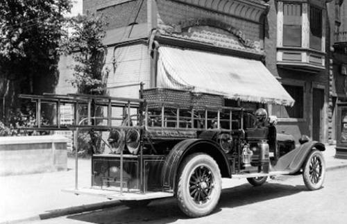 1926 Chevrolet Obenchain-Boyer Fire Truck For Sale (picture 6 of 6)