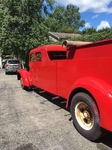1948 Buffalo Pumper Fire Truck For Sale (picture 1 of 2)