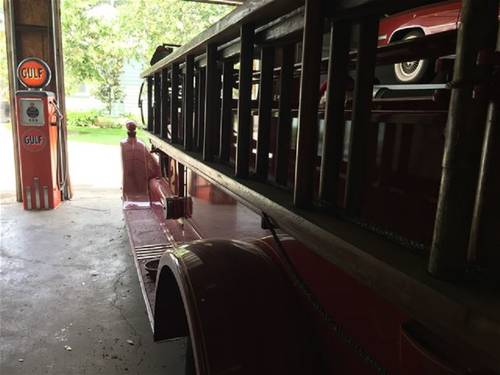 1929 American LaFrance Fire Truck For Sale (picture 4 of 4)