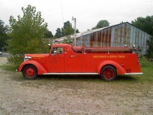 1948 Buffalo Fire Truck For Sale (picture 1 of 6)