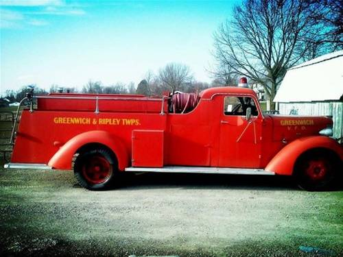 1948 Buffalo Fire Truck For Sale (picture 2 of 6)