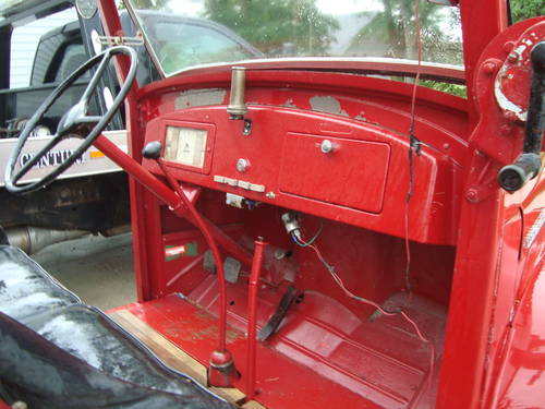 1945 International Fire Truck For Sale (picture 4 of 6)