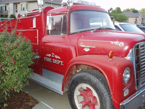 1965 International Fire Truck For Sale (picture 2 of 6)