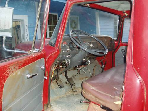 1965 International Fire Truck For Sale (picture 6 of 6)