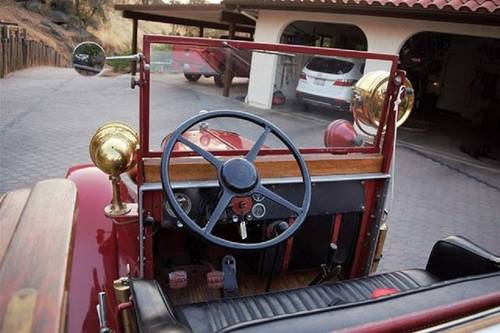 1927 International Fire Truck For Sale (picture 4 of 6)