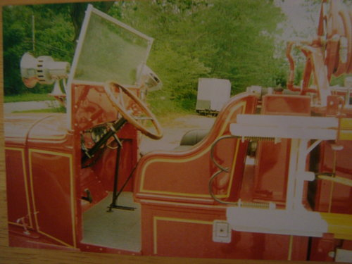 1935 REO Speedwagon Fire Truck For Sale (picture 4 of 6)