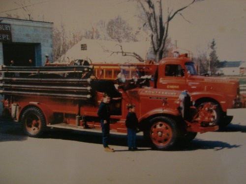 1935 REO Speedwagon Fire Truck For Sale (picture 6 of 6)