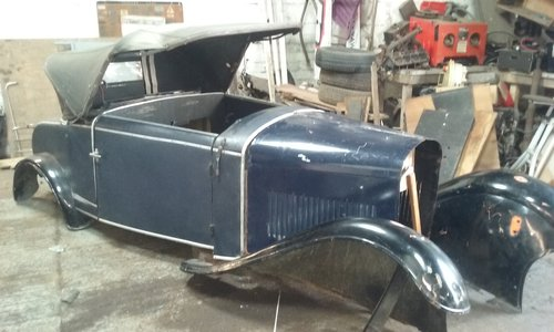 Amilcar  project For Sale (picture 4 of 4)