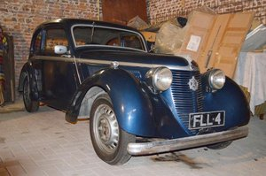 1939 Amilcar Hotchkiss Compound: 16 Feb 2019 For Sale by Auction