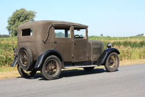 Amilcar M Type Weymann Saloon 1928 Complete Original For Sale