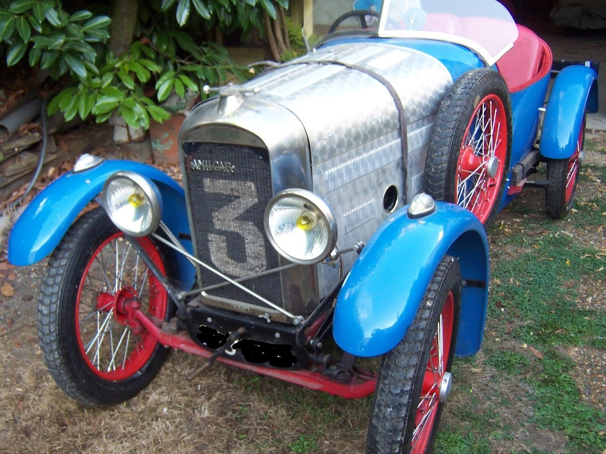 1923 AMILCAR CC  For Sale (picture 1 of 4)