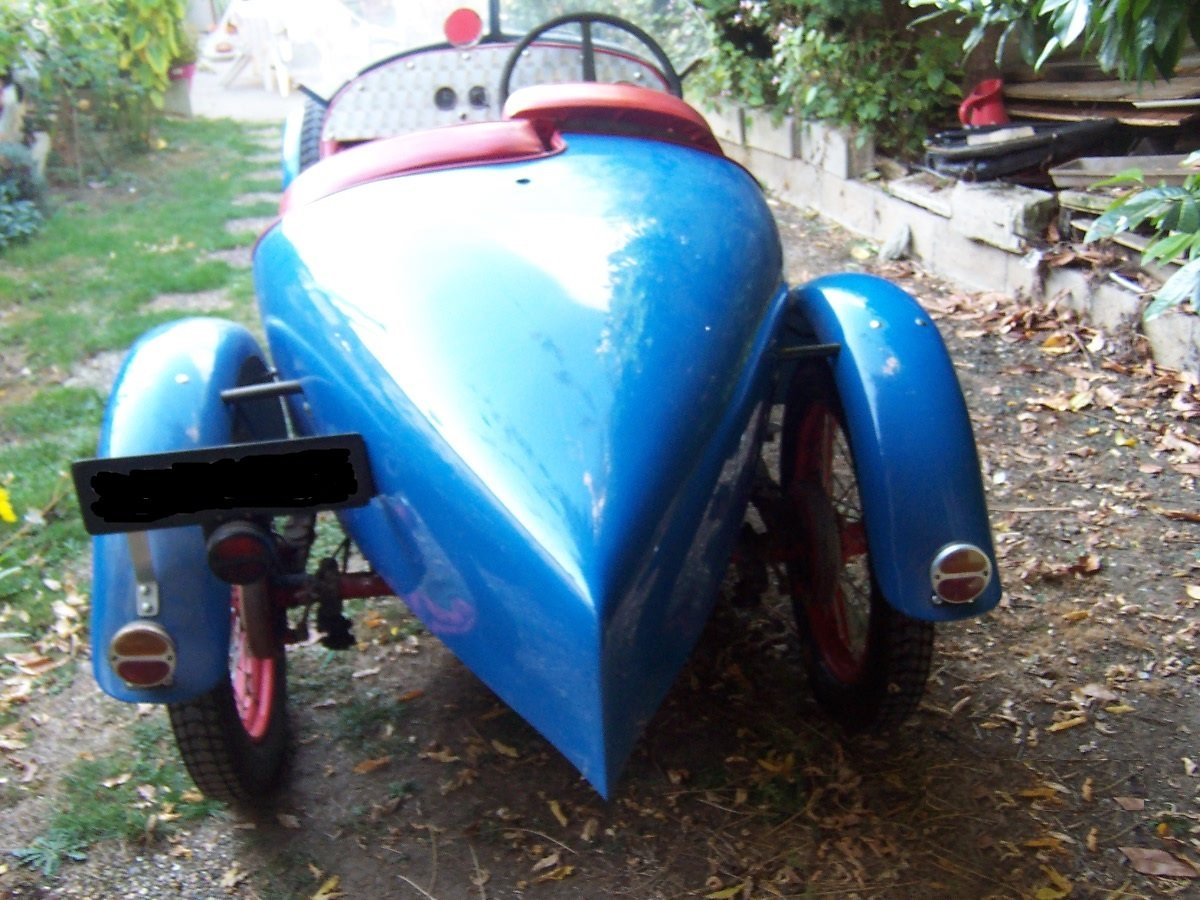 1923 AMILCAR CC  For Sale (picture 2 of 4)